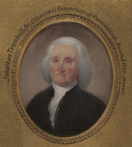 Jonathan Trumbull, Sr.