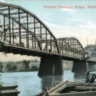 Portland Passenger Bridge, ca. 1906