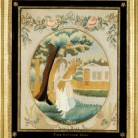 The Cottage Girl by Nancy Hale a pupil of Sarah Pierce's school
