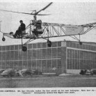 Igor Sikorsky's first helicopter ascent, Stratford