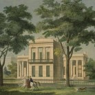 Residence and Library of Ithiel Town, New Haven