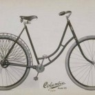 Columbia Bicycle Model 105, 1903