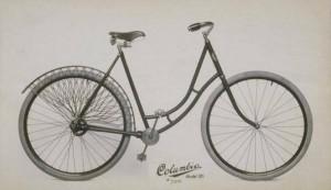Columbia Bicycle Model 105, 1903