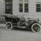 Pope Automobile Model S, Seven Passenger Car, 1909