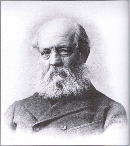 Landscape Architect Frederick Law Olmsted, early 20th century