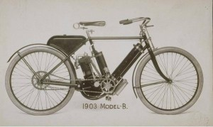Columbia Bicycle Model B, 1903