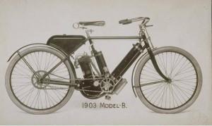 Columbia Bicycle Model B, 1903