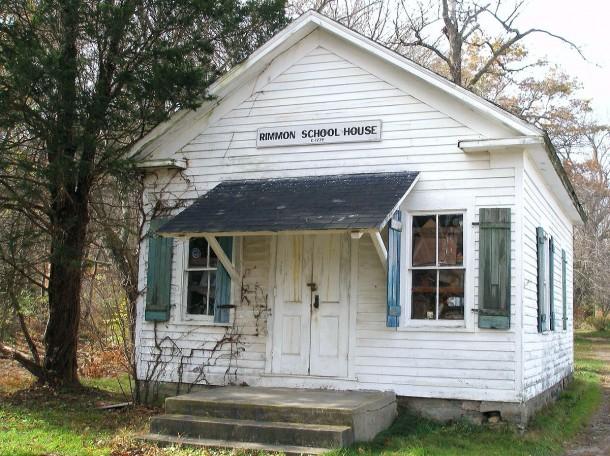 Rimmon School House, Beacon Falls