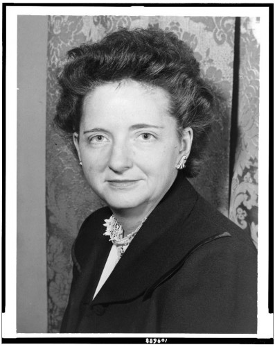 Elizabeth T. Bentley, 1948