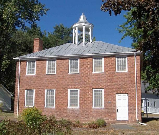 Old Farm Schoolhouse, Bloomfield