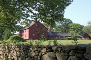 Nathan Hale Homestead, Coventry