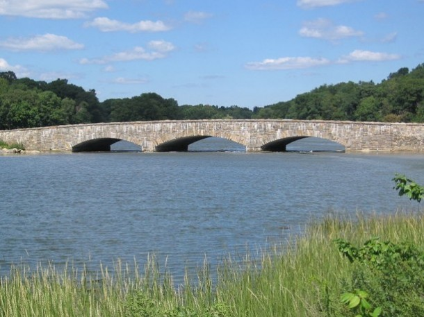 Gorham's Pond Bridge, Darien