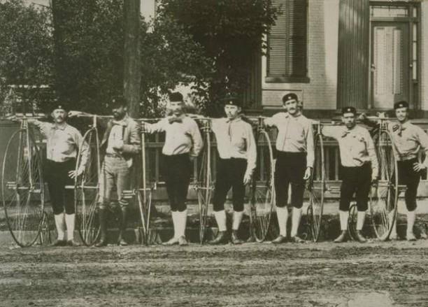 The Hartford Wheel Club, Hartford