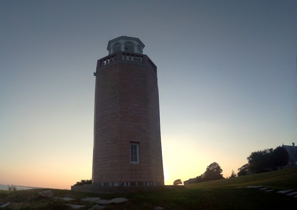 Avery Point Lighthouse, Groton