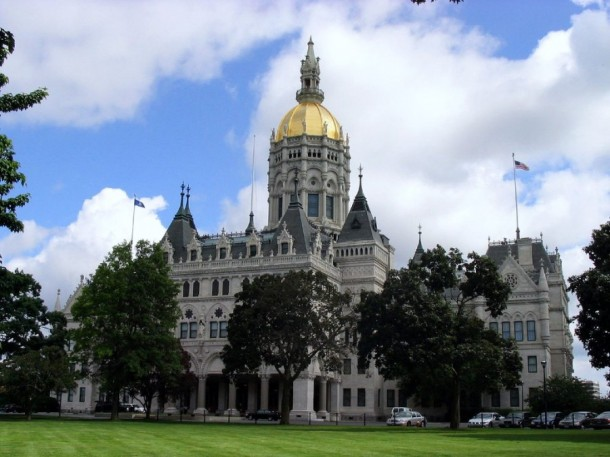 The State Capitol, Hartford