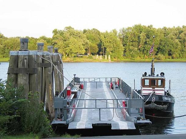 Rocky Hill - Glastonbury Ferry
