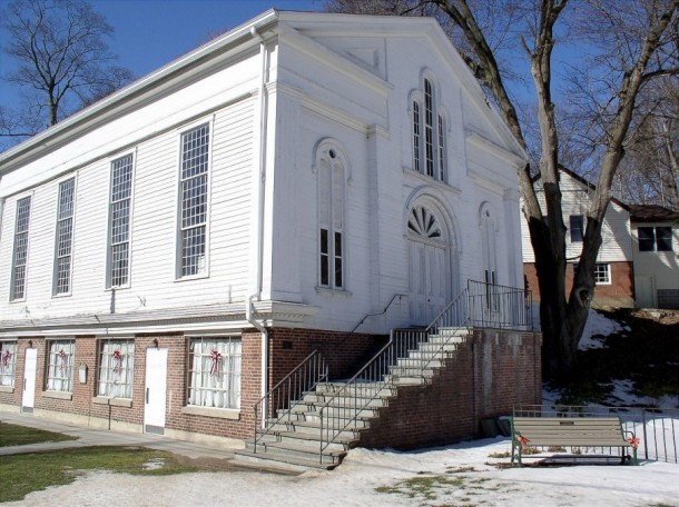 Second Meeting House, Bethel