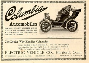 Columbia Electric Victoria Phaeton