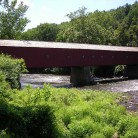 West Cornwall Covered Bridge, Cornwall
