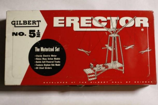 Erector set