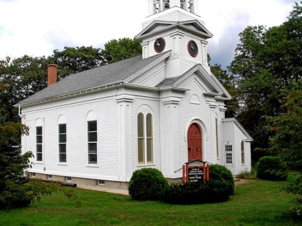 Congregational Church, Franklin