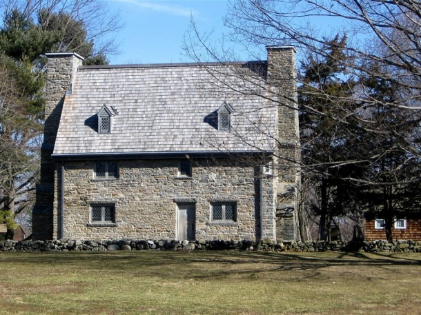 Henry Whitfield State Museum, Guilford - Jerry Dougherty