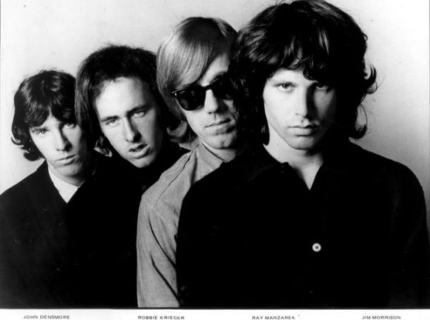 Publicity photo of The Doors
