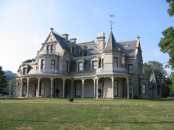 Lockwood-Mathews Mansion Museum, Norwalk