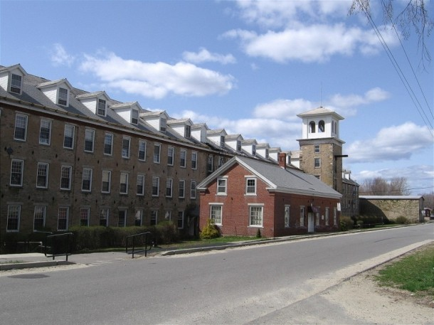 Former Wauregan Mills, Wauregan