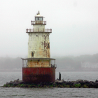 Stamford Harbor Light