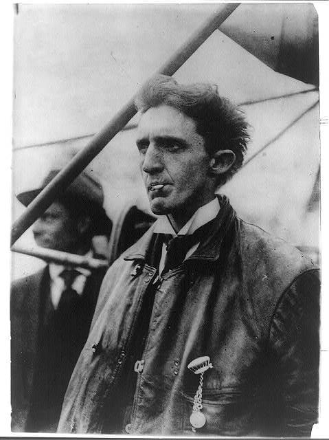 Charles K. Hamilton, ca. 1910