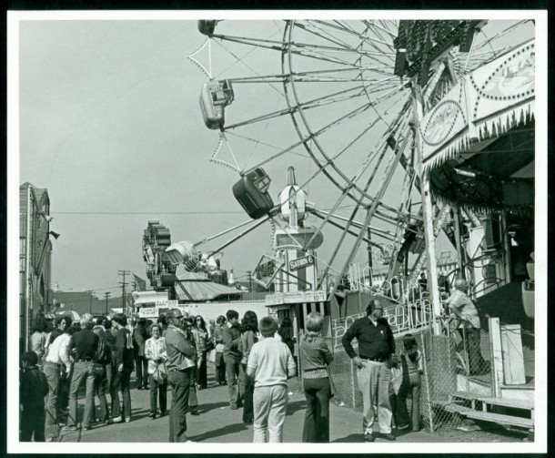 Amusement Park Rides, Danbury Fair