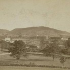 Danbury Pleasure Park fairgrounds, 1884