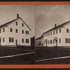 Meeting house, Shaker village