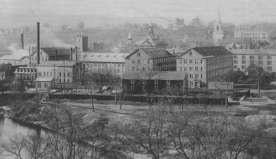 Goodyear Metallic Rubber Shoe Company, Naugatuck