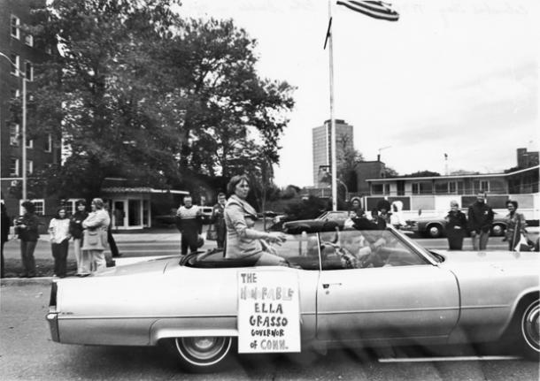 Governor Ella Grasso
