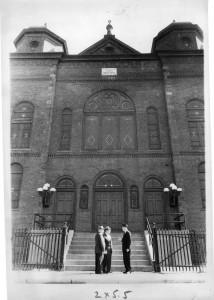 Ados Israel Synagogue