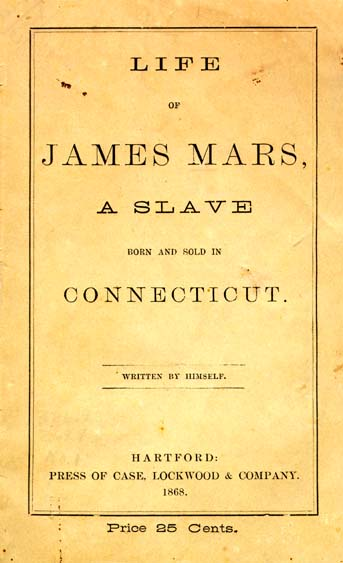 Life of James Mars