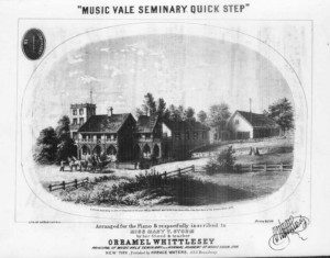 Music Vale Seminary quick step by Orramel Whittlesey