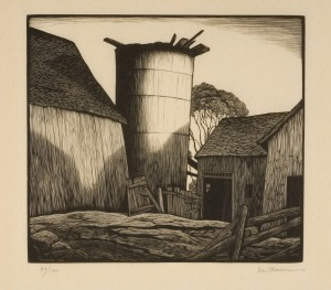 Thomas Nason, A Deserted Farm