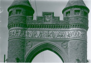 Soldiers and Sailors Memorial Arch south frieze