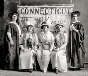 Connecticut Votes for Women