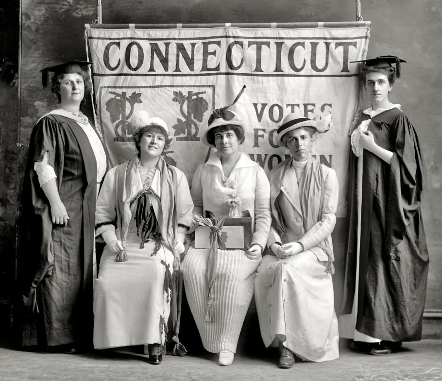A history of womens suffrage movement in the united states