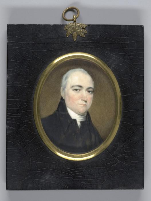 William Dunlap, Timothy Dwight