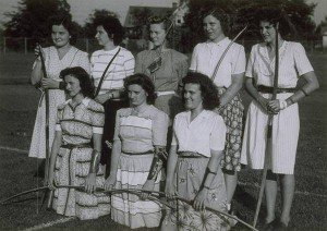 University of Connecticut Archery team