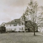 Old Main Building, Connecticut Agricultural College