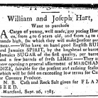 Advertisement, Connecticut Courant