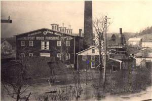 Bridgeport Wood Finishing Company, Branchville