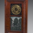 Jeromes, Gilbert, Grant and Company, Shelf clock