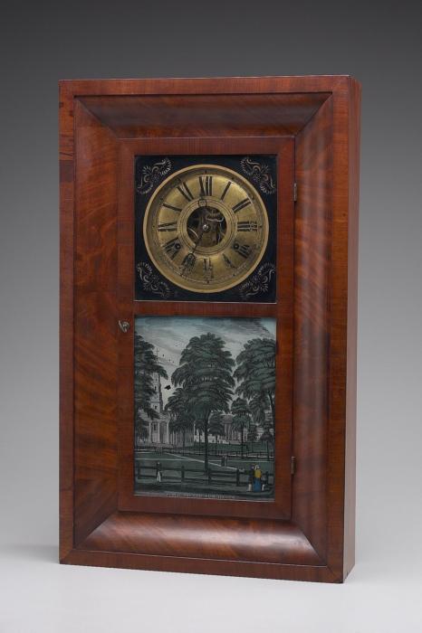 Jeromes, Gilbert, Grant and Company, Shelf clock